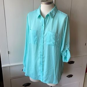 Apt. 9 women's button down shirt